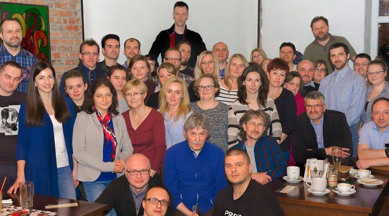 14 spotkanie z fotografią zdjęcie grupowe