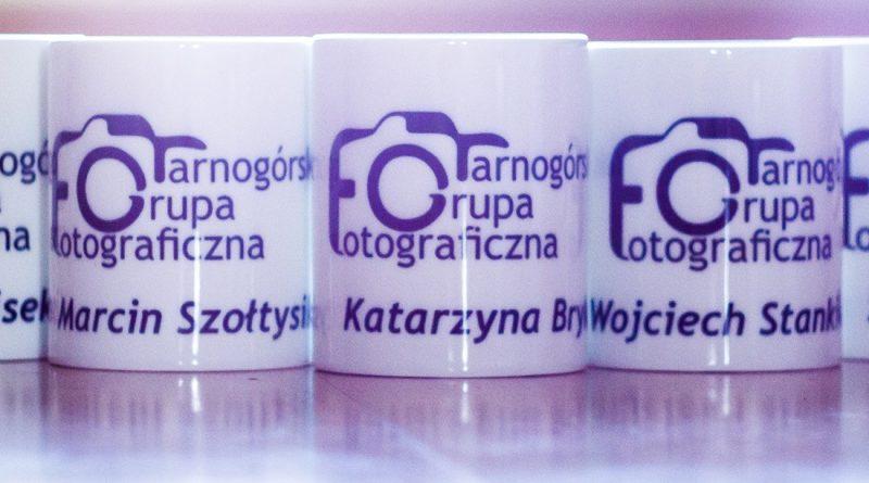 kubki z logo tgf
